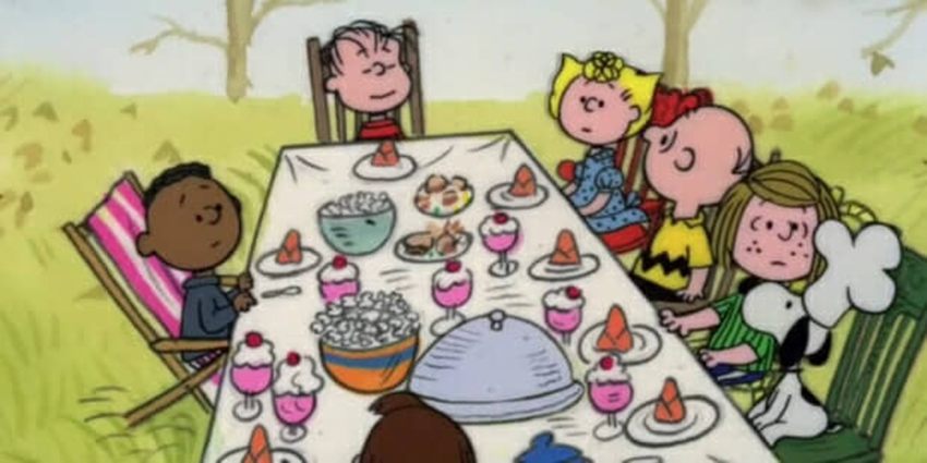 Now 'A Charlie Brown Thanksgiving' Classic Is Being Ripped ...